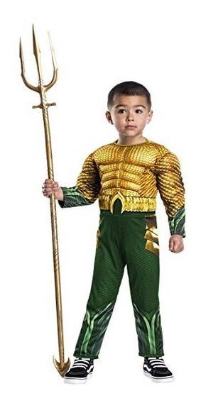 Niños De Vestuario De La Película Aquaman