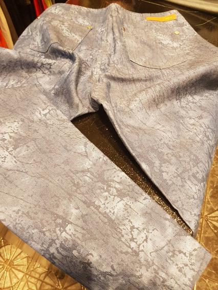 Pantalon Calyx Estampado T M