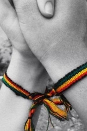 Pulseiras Regga 160 Estilo Bob Marley