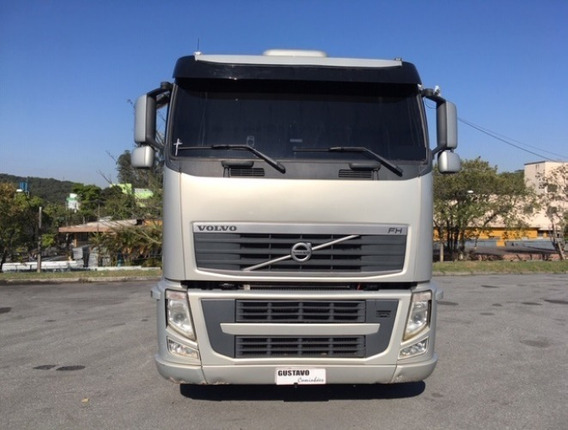 Volvo Fh 440 6x2 11/11 Bege Lc Gustavo-caminhões Cegonha