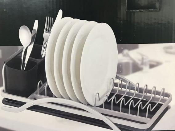 Escurridor Aluminio Secaplatos Cubiertos En Palermo O Centro