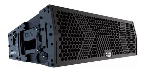 Caixa Ativa Mark Audio Line Array Lmk 6- 2 X 6 -765 W