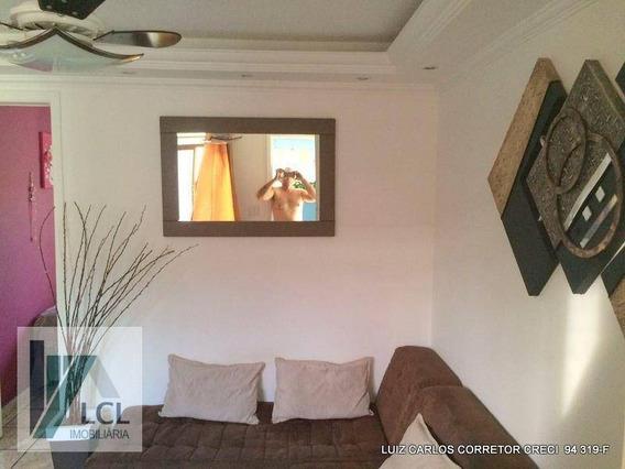 Apartamento Com 2 Dormitórios À Venda, 47 M² Por R$ 170.000,00 - Parque Jane - Embu Das Artes/sp - Ap0028