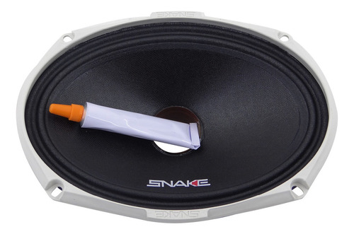 Imagem 1 de 3 de Kit Reparo Snake Esv 220 6x9 Polegadas 4 Ohms Original