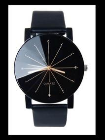 Relógio Importado Unissex - Quartz - Cor: Café