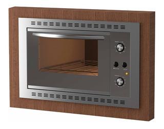 Forno Eletrico Embutir Espelhado Fogatti F450 45l 220v
