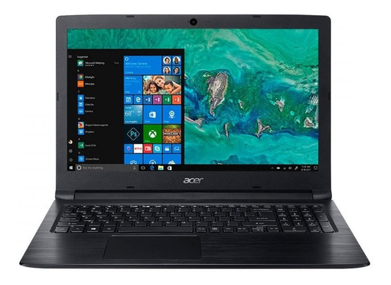 Notebook Acer Intel Core I3 4gb 1tb 15.6 Windows 10
