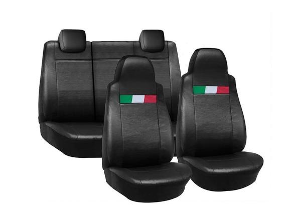 Fundas Cubre Asientos P/ Fiat Mobi Auto Italia Accesorio