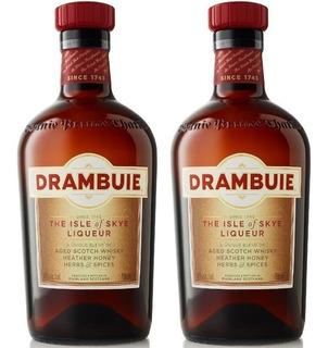 Drambuie Licor De Whisky Oferta 2 Botellas Envio Gratis
