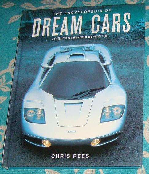 Carros - Livro The Encyclopedia Of Dream Cars