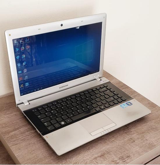Notebook Samsung Rv411 Intel Core I3 4gb 320gb 14