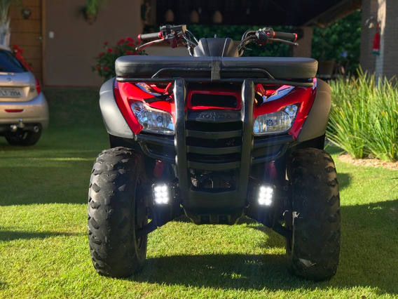 Atv Quadriciclo Honda Fourtrax Trx 4x4 420