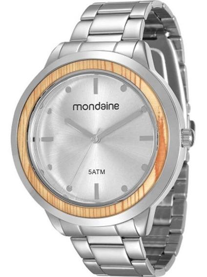 Relógio Mondaine Feminino 99055l0mvne2, C/ Garantia E Nf