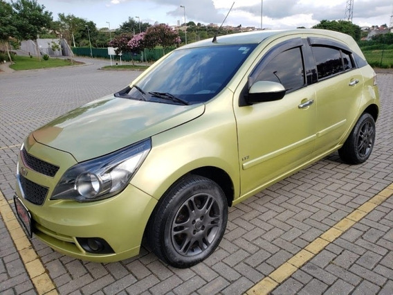 Chevrolet Agile 1.4 Lt Completo