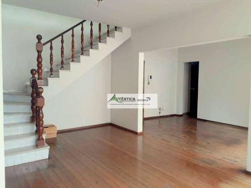Cobertura Com 4 Dormitórios À Venda, 270 M² Por R$ 1.050.000 - Cruzeiro - Belo Horizonte/mg - Co0236