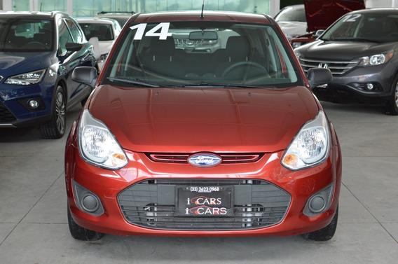 Ford Fiesta Ikon Ambiente 2014