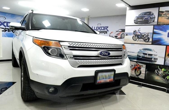 Ford Explorer 8 Cilindros Blindada