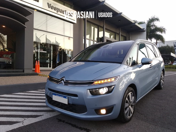 Grand C4 Picasso At6 2016 Impecable