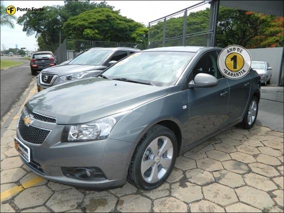 Chevrolet Cruze 1.8 Lt 16v Flex 4p Automatico 2012/2012