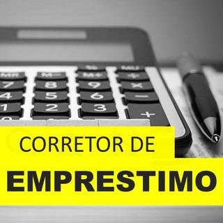 Planilha Corretor De Emprestimo Consignado Clientes Controle Facta Banco