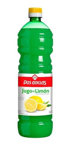 Jugo De Limon Dos Anclas X 1000 Ml