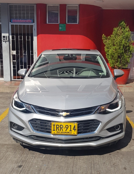 Chevrolet Cruze Ltz Turbo 1,4 Lt