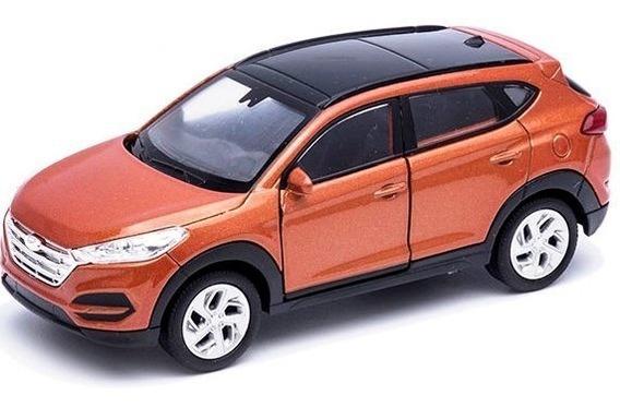 Hyundai Tucson Escala 1/36 Welly Ploppy 373128