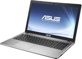 Notebook Asus X550 I3 6 Ram Ssd128 15.6 Tela