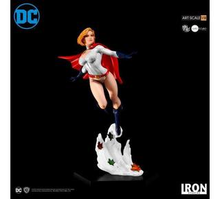 Iron Studios Dc Comics Power Girl Limited Edition