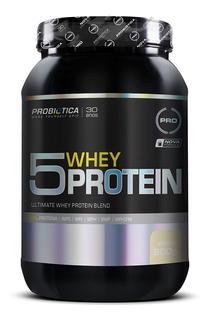 5 Whey Protein 900g Probiotica