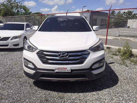 Hyundai Santa Fe Sport Blanca 2013