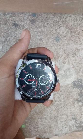 Relógio Masculino De Silicone