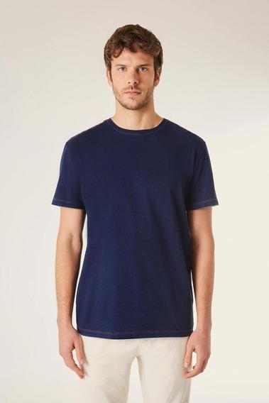 Camiseta Indigo Lavado Reserva
