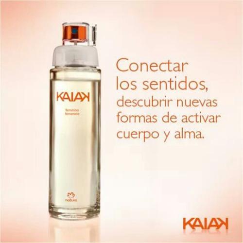 Perfume De Dama Kaiak 100 Ml