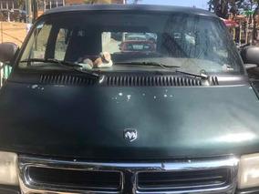 Dodge Ram Van 1500 V6 Ee 278 Cm Aa Mt 1999