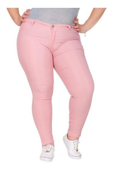 Pantalon De Bengalina De Mujer - Talles Grandes