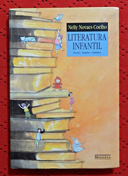 Literatura Infantil (livro) | Nelly Novaes Coelho