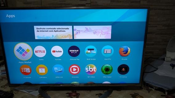 Tv 40 Panasonic Modelo 40dx65 - Leia A Descrição