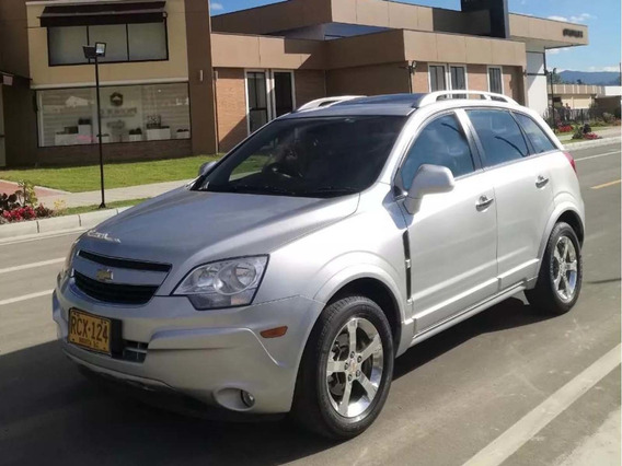 Chevrolet Captiva 3.6 Refull Equipo 2010 4x4
