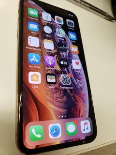 iPhone XS 256 Gb Gold Usado Con Detalle Ver Fotos Bat 95%