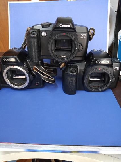 Câmeras Canon Analógica Para Consertar Ou Retirar Peças