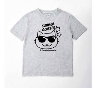 Remera Summer Glasses