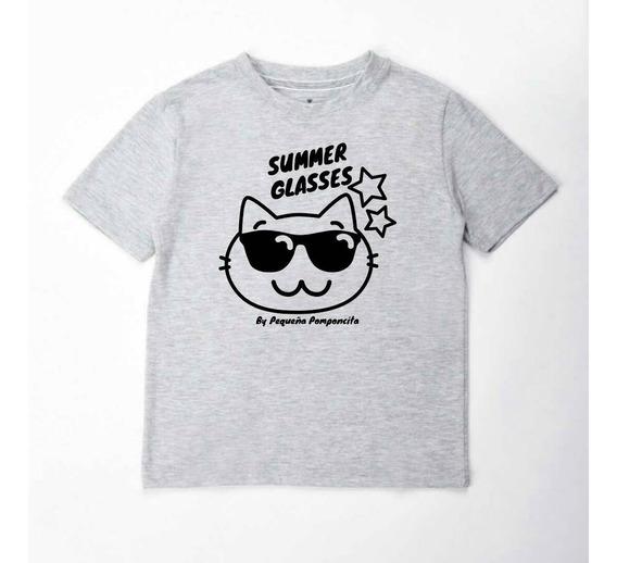 Remera Summer Glasses