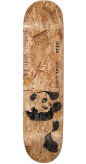 Enjoi Tabla Skate Panda Slick Cairo Foster 8.0 Con Lija
