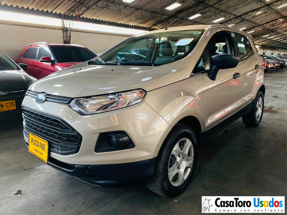 Ford Ecosport Freestyle At 2000cc 2015