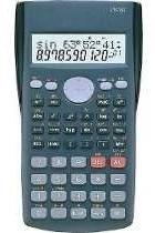 Calculadora Ciêntifica Classe Cla-350ms - Usado Bom Estado