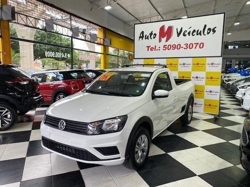 Imagem 1 de 8 de Volkswagen Saveiro 1.6 Msi Trendline Cs 8v