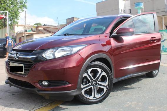 Honda Hr-v Ex 1,8 16 V Flex One Cambio Cvt 7 Marchas
