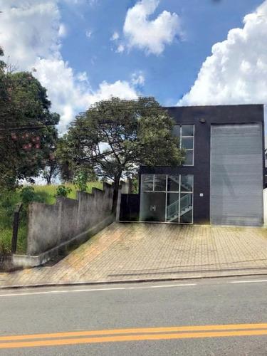 Galpão À Venda, 300 M² Por R$ 2.300.000,00 - Parque Rincão - Cotia/sp - Ga0189