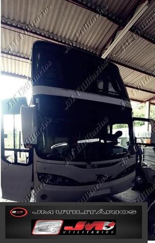 Imagem 1 de 15 de Busscar Panoramico Dd Ano 2000 Scania K360 Jm Cod.17